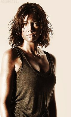 Maggie Greene, S4 - Fangirl - The Walking Dead- my absolutely favorite character on this show!!!