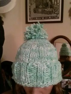 Very first all my own work hat