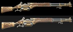 ArtStation is the leading showcase platform for games, film, media & entertainment artists. Anime Weapons, Sci Fi Weapons, Weapon Concept Art, Weapons Guns, Fantasy Dragon, Fantasy Armor, Fantasy Weapons, Punk Genres, Warhammer Imperial Guard