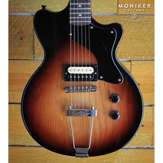 From our Summer Showroom Sale check out this Reedsdale DC with 20% off, final price $1160 free shipping. Visit our web site or our @reverb shop for more info. #customguitar #summersale #monikerguitars #geartalk #atx #madeinaustin #texas #do512 #gearnerds #guitars
