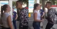 A shocking video is spreading around the Internet, as the refugee crisis continues to surge with Muslim men flooding into Europe from the Middle East. All caught on camera, a Muslim man wanted to have a little chat with a woman regarding her outfit choice.