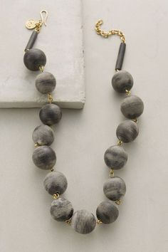 Tanay Necklace - anthropologie.com #anthroregistry