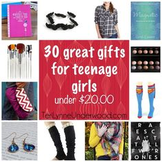 Looking For Great Gifts Teenage Girls Check Out This List Of 30 Ideas