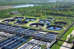 Estación Depuradora Aguas Residuales (EDAR) Planta Tratamiento Aguas Residuales (PTAR)