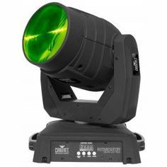 Chauvet- Intimidator Beam LED 350 by Chauvet. $899.99. The IntimidatorTM Beam LED 350 projects a tight, 4-degree, super-bright beam. Complete with an 8-position color wheel, a 5-position fixed gobo wheel with an animation effect, and a 3-facet prism, this light cuts through haze with lightning-fast speed, creating a brilliant shaft of light and defined aerial effects. This fixture can also serve dual roles, by utilizing the frost filter you can attain effective wash ef...
