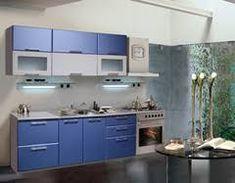 Картинки по запросу синяя кухня купить