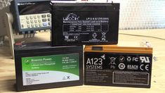 Battery Reconditioning - Battery Reconditioning - 12V Battery Performance Comparison - Sealed Lead Acid vs A123 and Bioenn... - Save Money And NEVER Buy A New Battery Again Save Money And NEVER Buy A New Battery Again