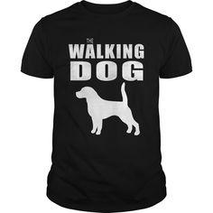 THE WALKING DOG BEAGLE