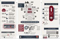 #infographic #bigdata #design #information