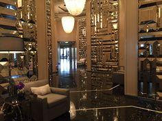 St. Regis Bal Harbour lobby.  Miami is always a good idea.