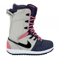 Nike Vapen Women's Snowboard Boot 12/13 - Granite / Black / Midnight