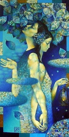 art surrealista Irina Kotova Irina Kotova (Be - art Art And Illustration, Art Amour, Figurative Art, Love Art, Female Art, Painting & Drawing, Amazing Art, Fantasy Art, Art Drawings