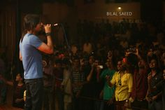 Bilal Saeed - LIVE at Lok Virsa Museum (Islamabad, Pakistan).