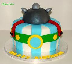 Obelix Cake