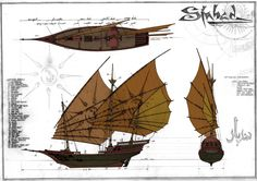 Living Lines Library: Sinbad: Legend of the Seven Seas (2003) - Production Design: Props