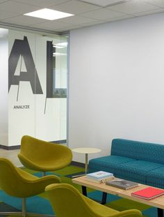 Adobe Utah campus by Rapt Studio - hey, @HighTower Group!  a little K2 Lounge action!
