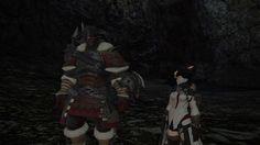 [Ps4]Final Fantasy XIV Havensward(Warrior)(Duty and the Beast)