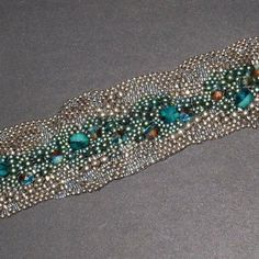 Freeform bracelet by julie powell