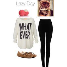 Lazy Day - Polyvore