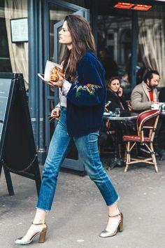 nice Модные женские осенние туфли на низком каблуке (50 фото) — Стильные модели 2016