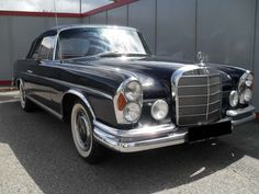 Vintage Mercedes 1962 | 1962 Mercedes-Benz 300SE for sale - Classic car ad from CollectionCar.