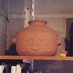 大和郡山の本屋・とほんさんに来ました。 焼き芋焼けるやつ