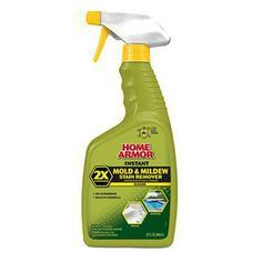 Home Armor oz Liquid Mold Remover at Lowe's. Instant mold and mildew stain remover removes mold and mildew stains and odors caused by mold. Its powerful formula is twice as strong as the leading Cleaning Mold, House Cleaning Tips, Cleaning Hacks, Cleaning Supplies, Cleaning Solutions, Cleaning Products, Boat Cleaning, Cleaning Recipes, Deep Cleaning