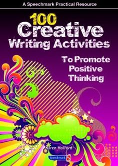 """Read Creative Writing Activities to Promote Positive Thinking"""" by Karen Holford available from Rakuten Kobo. This is a versatile book of inspiring, ready-to-use, creative writing activities. Each activity has been designed to enc. Activities For Adults, Creative Activities, Writing Activities, Therapy Activities, Therapy Ideas, Education Quotes For Teachers, Kids Education, Creative Writing For Kids, Stress"""