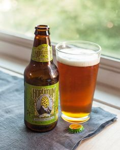 Beer Review: Hoptimum Imperial IPA from Sierra Nevada Brewing Co. — Beer Sessions