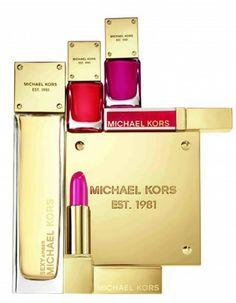 Le maquillage Michael Kors arrive en France ! - ELLE