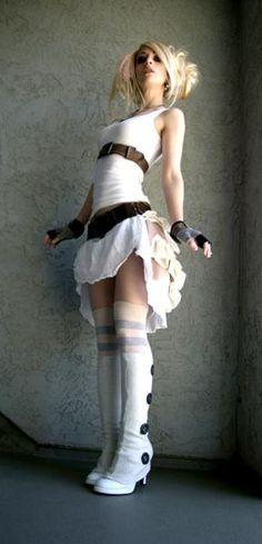 Geek Girl: Steampunk Kato | G33KPRON - Bringing you the Awesome!