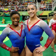 Aly & Simone at Rio