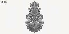 Ornamente din Polistiren pentru Fatada Casei Cod, Cod Fish, Atlantic Cod