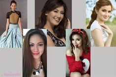 Miss Philippines Earth 2015 Top 5 Favourites