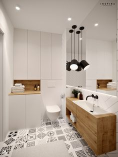 Spa Bathroom Design, Loft Bathroom, Bathroom Plans, Bathroom Tile Designs, Bathroom Styling, Small Bathroom With Shower, New Bathroom Ideas, Bathroom Inspiration, Dyi Bathroom Remodel
