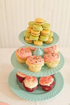sweet treats from stylemepretty