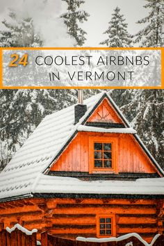 Vacation Places, Vacation Rentals, Vacation Trips, Vacation Ideas, Winter Vacations, Romantic Vacations, Vermont Skiing, Fun Places To Go, Getaway Cabins