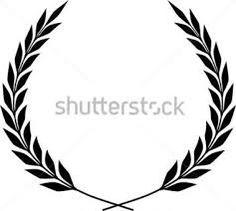 Resultado de imagen para corona de olivo vector