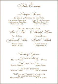Wedding invitation format entourage wedding invitation entourage wedding invitations wording google search stopboris Gallery