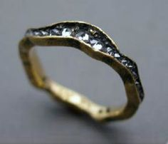 For the Outdoor Queen an amazing funky and natural ring. $1,548