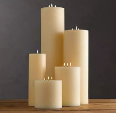 напольные свечи: 6 тыс изображений найдено в Яндекс.Картинках Church Candles, Large Candles, White Candles, Pillar Candles, Handmade Candles, Handmade Decorations, Buddys Restaurant, Rustic Decor, Farmhouse Decor