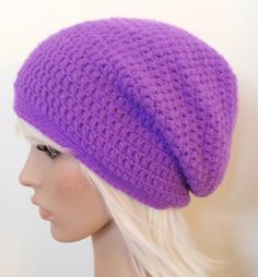 Really Easy Slouchy Beanie. 1 of 10 top hats for 2013.