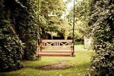 Think outside the bench: 7 ideas for garden and backyard benches for any home Porch Swing, Shopping Hacks, Outdoor Furniture, Outdoor Decor, Garden Projects, Spring, Gardening Tips, Home Improvement, Backyard