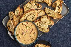 Slow-Cooker Cheesy Jambalaya Dip - My Food and Family Slow Cooker Appetizers, Appetizer Dips, Slow Cooker Recipes, Appetizer Recipes, Crockpot Recipes, Cooking Recipes, Kraft Recipes, Dip Recipes, Low Carb Recipes