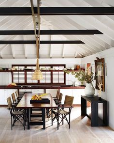 Savvy Home: Shop The Look: Christian Liaigre's St. Barts Haven