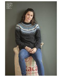 "2112-8 ""Olene""-genser Norway, Vikings, Turtle Neck, Pullover, Sweaters, Fashion, Threading, The Vikings, Moda"