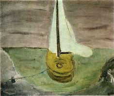 Aleksandr DREVIN | Cēsis, Latvia 1889 - Moscow, Russia 1938. Boat, 1932