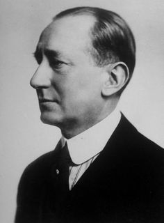 """Guglielmo Marconi (1874-1937), Italian inventor. """"for their contributions to the development of wireless telegraphy"""""""