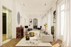 Nicola M. - Rencontre un Archi. Salon style classique architecte décorateur architecture - décoration. Prenez rendez-vous à domicile avec Nicola pour 50€ en cliquant ici