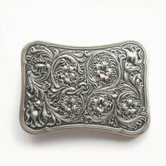 00e73de8480 Original Silver Plated Western Flower 2013 New Celtic Belt Buckle in Diving  Weights   Belts. Boucle De CeintureBouclesBoucles ...